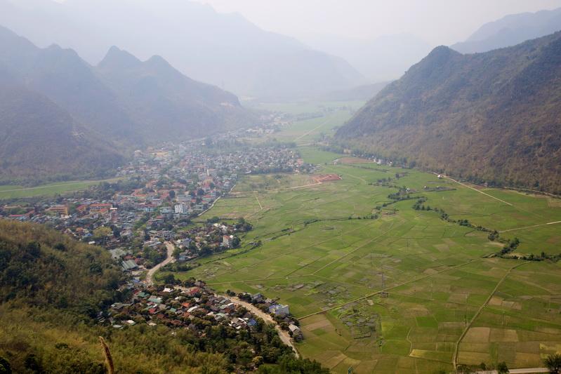 Mai Chau Town, Hoa Binh