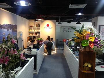 Jewel Tours Vietnam office