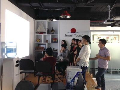 Jewel team training Session